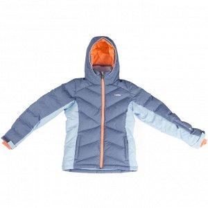 Куртка детская утепленная WARM 500 WEDZE