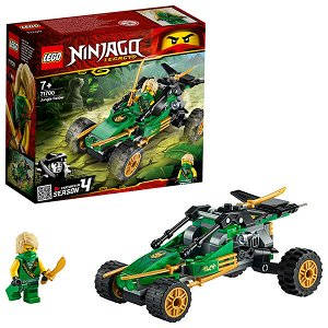 Констр-р LEGO 71700 Ниндзяго Тропический внедорожник