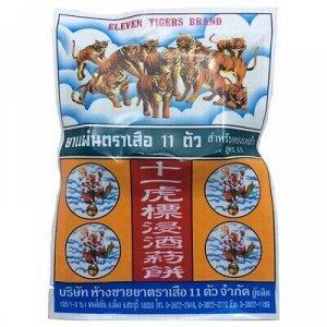 """11 tigers Спрессованный травяной сбор для приготовления традиционной тайской спиртовой настойки """"Ядонг"""" - для восстановления жизненных сил, повышения тонуса.  «11 тигров» - известная фармацевтическая"""