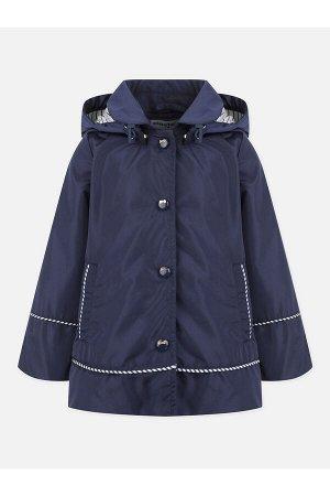 #93650 Куртка темно-синий