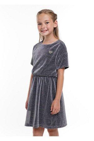 #85960 Платье чёрный