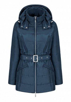 Куртка утепленная, цвет синий