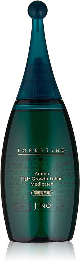 JINO Forestino Amino Hair Growth Lotion Medicated - лосьон с аминокислотами для улучшения роста волос