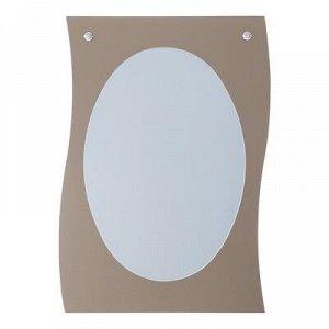 Зеркало, настенное, на подложке, 48?70 см