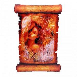 Картина объемная Мечта о любви 42,5 х 29,5см ХДФ