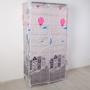 Шкаф для одежды «Романтика», 86?46?170 см