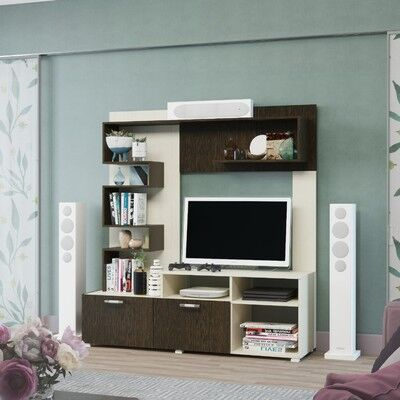 Мир Мебели и Уюта — Мебель для Гостиной, Комплекты. — Стенки — Спальня и гостиная