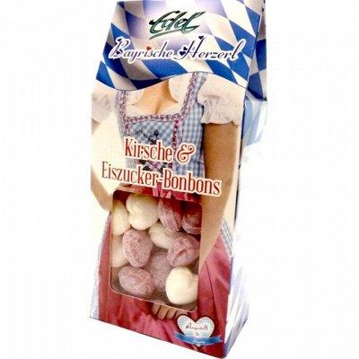 Магазин рождественских сладостей. Пряники, штоллены, шоколад — Eduard Edel — Конфеты