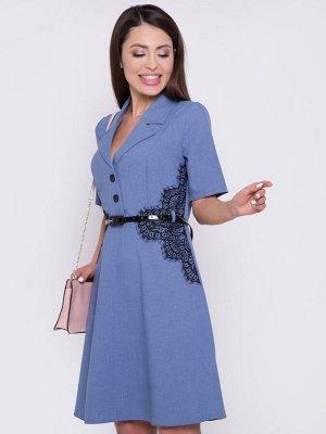 Платье Классная(с ремешком)