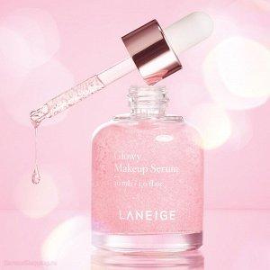 Laneige Glowy Makeup Serum Укрепляющая сыворотка для макияжа 5мл