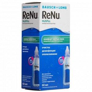 Р-р для контактных линз B&L ReNu Multiplus 60мл