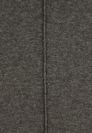 Джемпер, цвет серый меланж