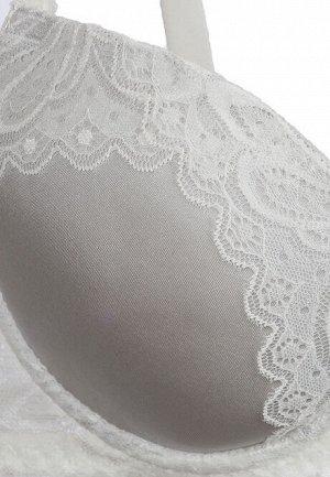 Бюстгальтер пуш-ап Demeri, цвет «Серый жемчуг»