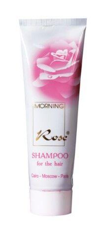 """Шампунь Шампунь """"Утренняя роза"""". Шампунь предназначен для ухода за волосами любого типа.  Содержит экстракт шиповника, богатого витамином С и ценными микроэлементами.  Бережно моет волосы, восстанавли"""