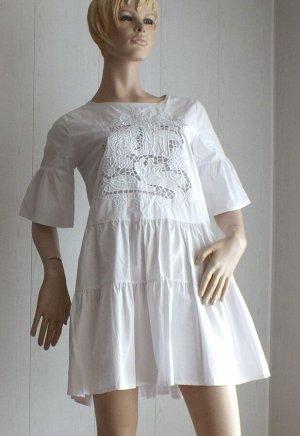 Платье ОГ 96см, длина 82см