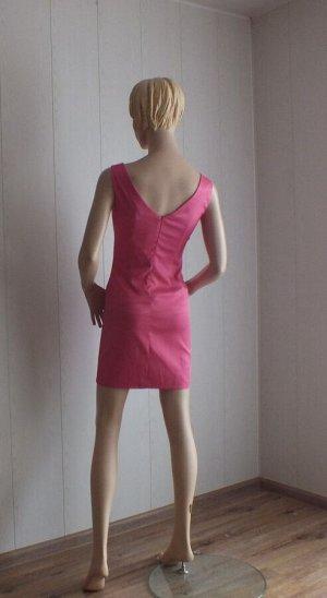 Платье Цвет малиновый ОГ 80см, длина 85см