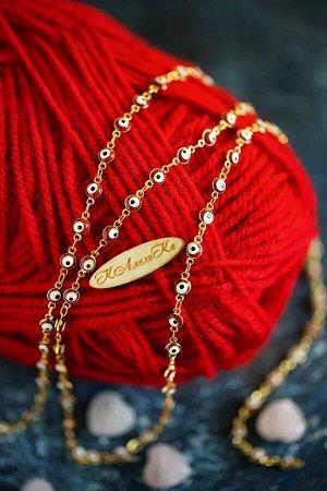 Красная нить с глазиком Фатимы