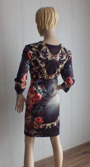 Платье Стрейч ОГ 88см,  длина 86см