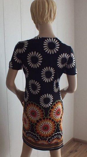 Платье Стрейч ОГ 96см, длина 94см