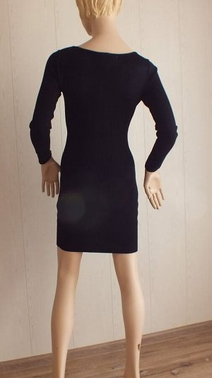 Платье Стрейч ОГ 80см,  длина 80см