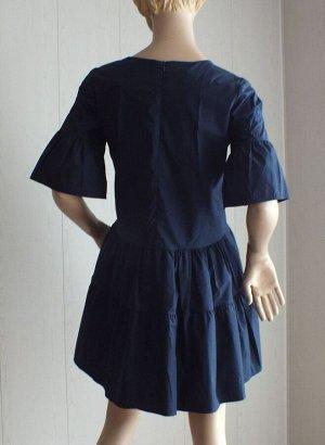 Платье ОГ 96см, длина 83см