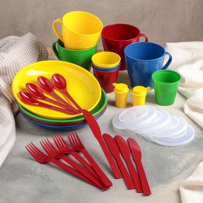 Mayer&Boch@новое поколение кухонной посуды — Посуда из пластика — Наборы посуды