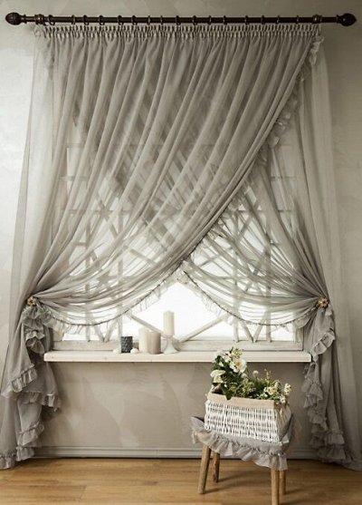 Абеллис - шторы, тюль, портьеры — Комплект штор