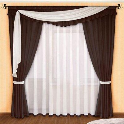 Абеллис - шторы, кпб, полотенца — КОМПЛЕКТ ШТОР — Шторы