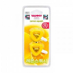 """Ароматизатор на дефлектор YAMMY жидкий """"Lemon Squash"""""""