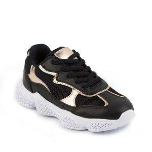Кроссовки Ультрамодная модель кроссовок станет надежным помощником для активных подростков, - Дышащие материалы создадут комфортный микроклимат внутри обуви и предотвратят появление неприятного запаха