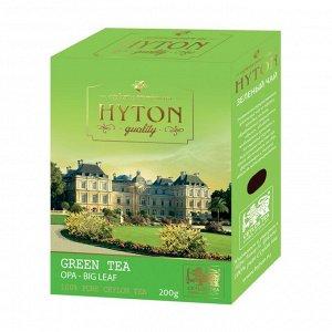 Чай Хайтон зеленый О.Р.А. GREEN 200г