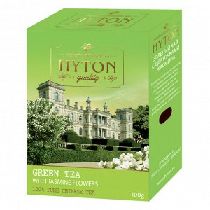 Чай Хайтон зеленый О.Р.А. GREEN 100г
