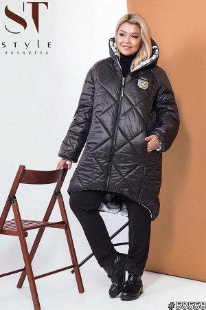 Двусторонняя куртка 58558