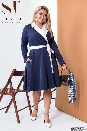 Платье 58551