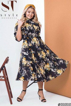 Платье 58505