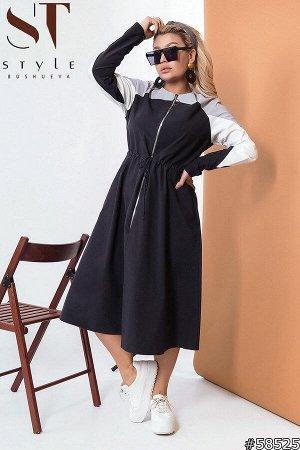 Платье 58525
