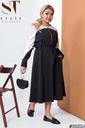 Платье 58524