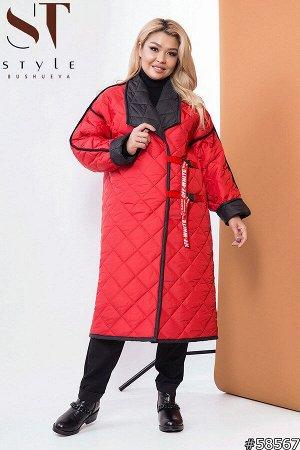 Двустороннее пальто 58567