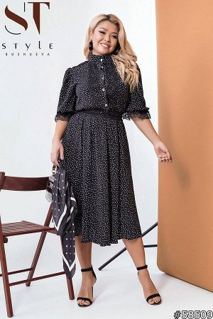 Платье 58509
