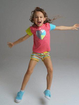 Редактировать фото Фуфайка детская трикотажная для девочек (футболка) Фуфайка детская трикотажная для девочек (футболка) Фуфайка детская трикотажная для девочек (футболка)
