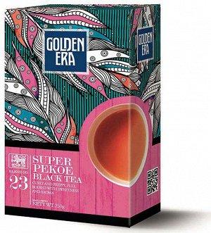 Чай GOLDEN ERA CEYLON BLACK TEA SUPER PEKOE 1/24