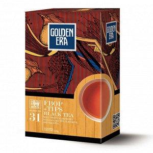 Чай GOLDEN ERA CEYLON BLACK TEA FBOP WITH TIPS черный с типсами 1/24