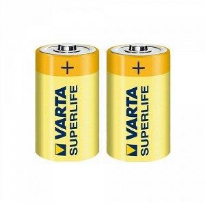 Батарейки VARTA  Superlife R14    2 шт.