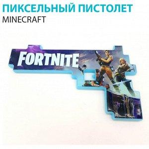 """Пиксельный пистолет Desert Eagle """"MineWorld"""""""