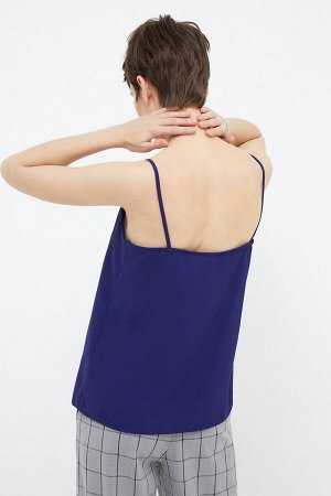Блузка жен. Togor синий