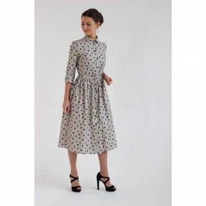 Рубашка-платье «Туканы»