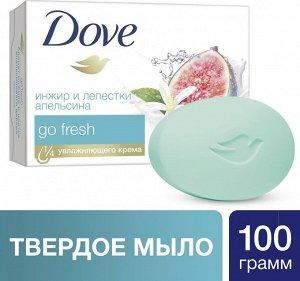 DOVE (ДАВ) Крем-мыло Инжир и лепестки апельсина 100 гр