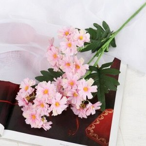 """Цветок искусственный """"Примула пышная"""" 4*53 см, розовый"""