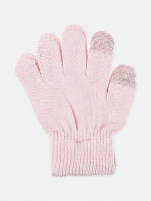 Перчатки трикотажные для девочек