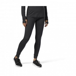 Леггинсы женские Модель: THERMOWARM T TIGHT BLACK Бренд: Reeb*ok